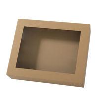 Darčeková krabica priehľadná 8