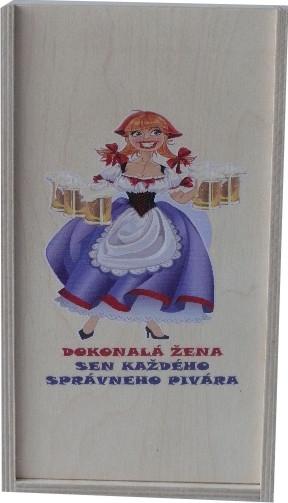 Pivo - Dokonalá žena