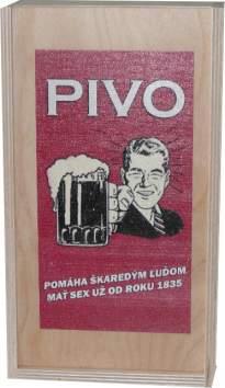 Pivo-pomáha škaredým ...