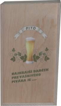 Pivo-najkrajší darček ...