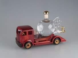 Drevené auto OT s destilačným prístrojom 0,35 l, bez mušle + drevená debnička prírodná
