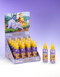 Winnie the Pooh Display Body Fresh 100 ml